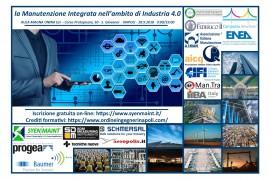 La Manutenzione Integrata nell'ambito di Industria 4.0
