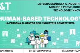 Dalla 13a Edizione di A&T: la Fiera dedicata a Industria 4.0, Misure e Prove, Robotica, Tecnologie Innovative