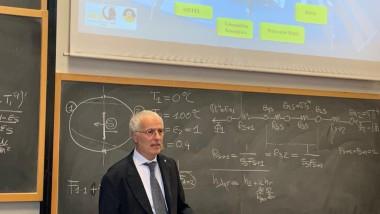 Bilancio positivo per la lezione aperta al Politecnico di Torino