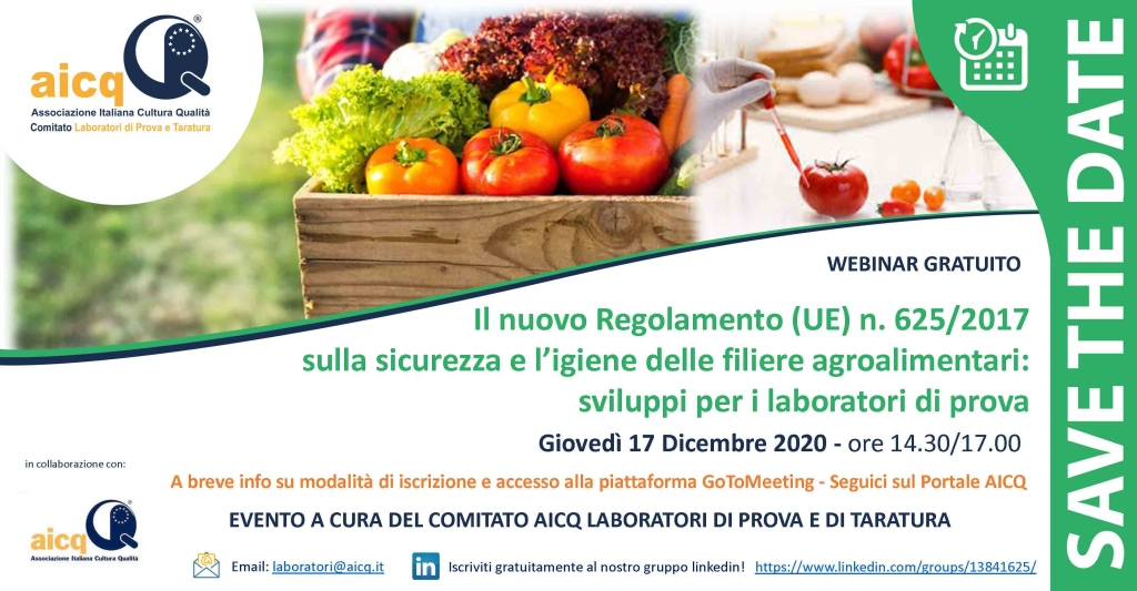 Save the date _evento comitato lab_dic2020