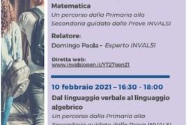 I webinar INVALSI di Matematica